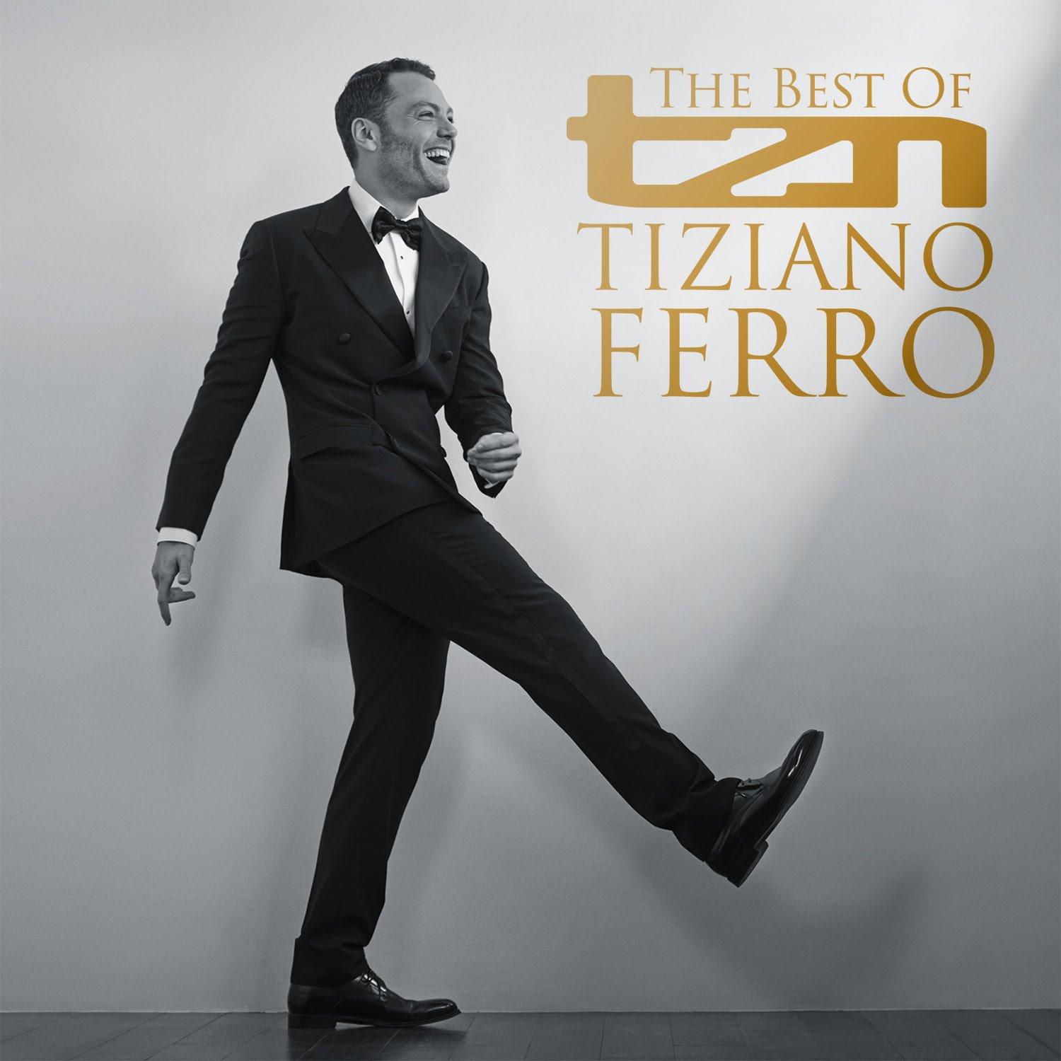 TZN. The best of Tiziano Ferro