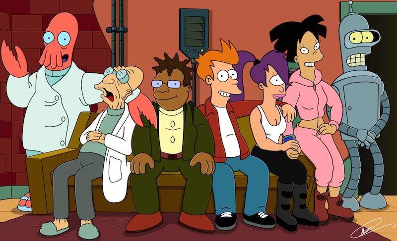 Rick & Morty_una banda di cefali