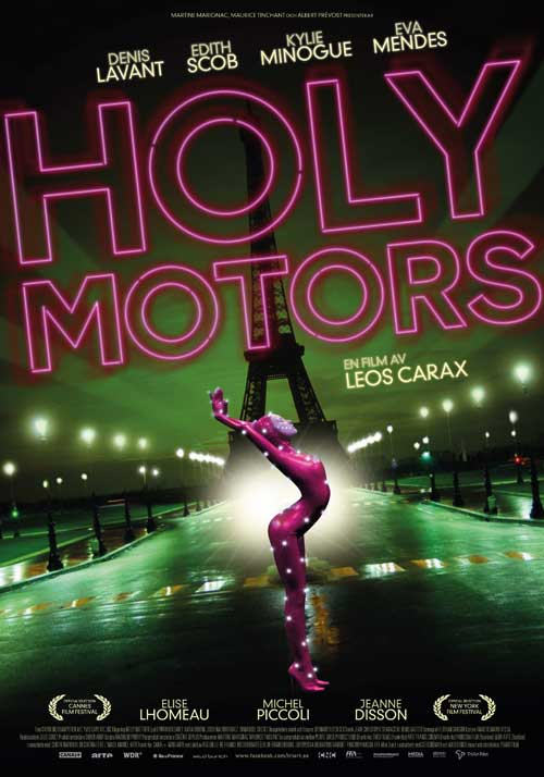 Holy Motors - una band...