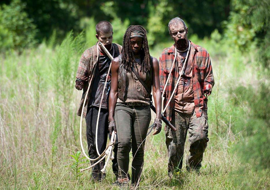 The-Walking-Dead-Midseason-Michonne