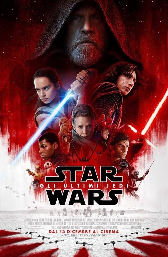 Star Wars: Gli Ultimi Jedi, recensione, una banda di cefali