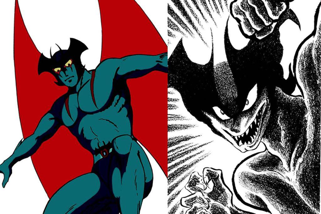 Devilman, Netflix, recensione, una banda di cefali