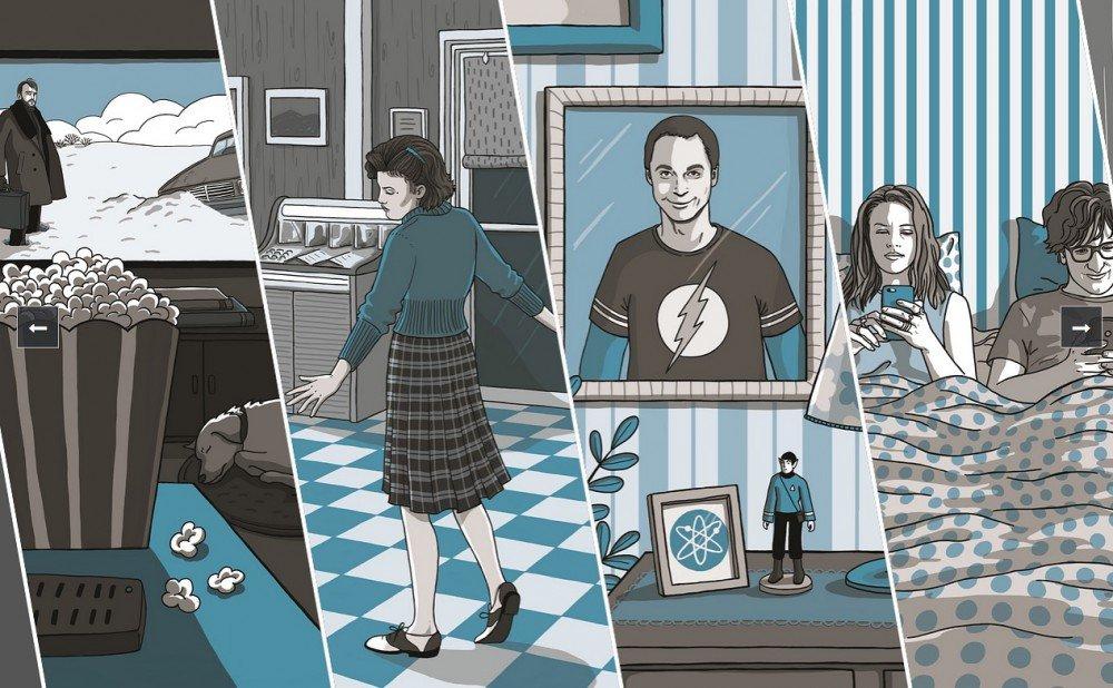 Addicted. Serie TV e dipendenze, liberaria, recensione, una banda di cefali