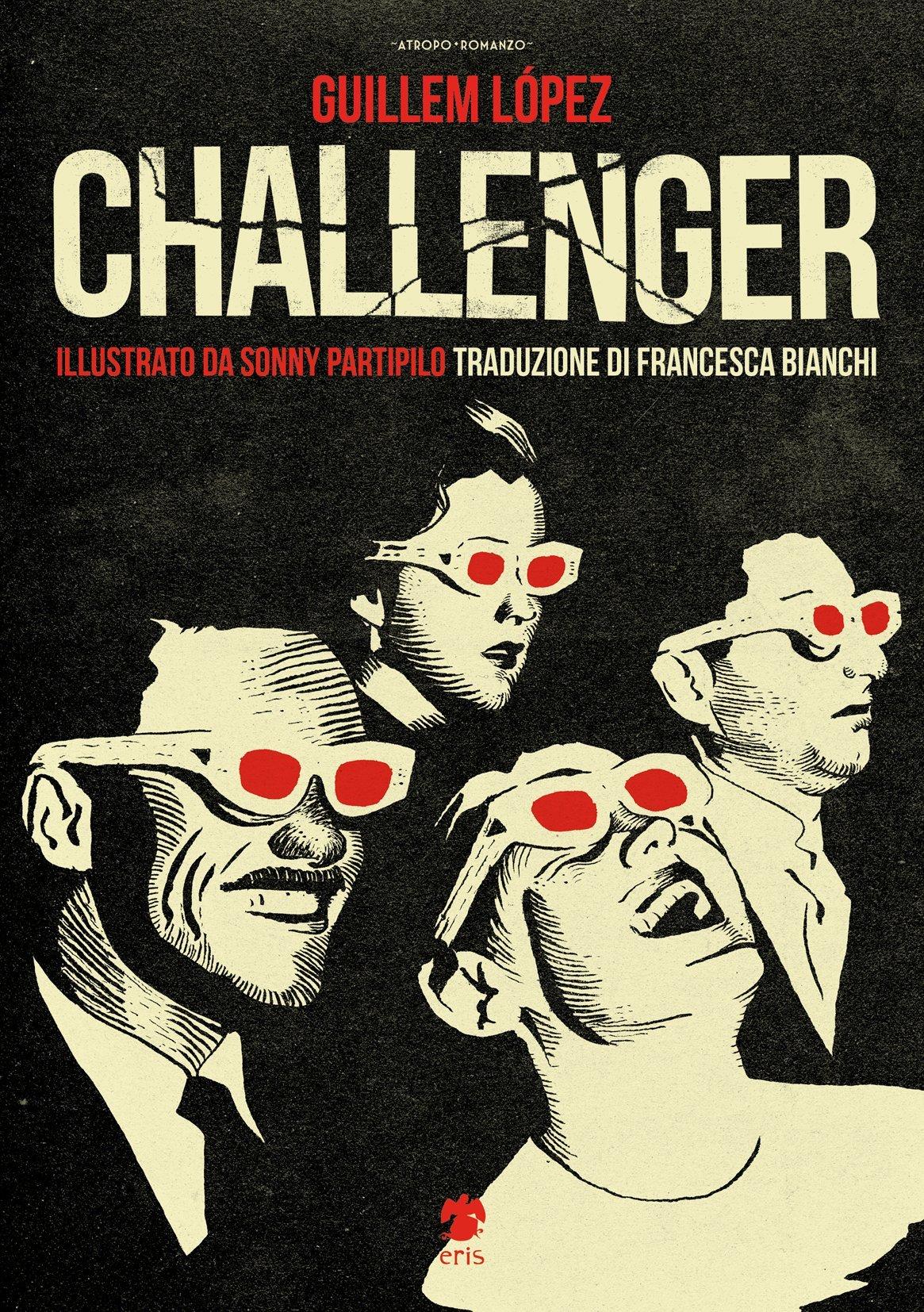 Guillem Lopez, Challenger, Erisi Edizioni, una banda di cefali, recensione