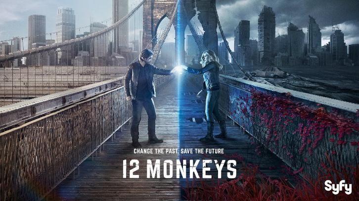 12 Monkeys, Travelers, recensione, una banda di cefali