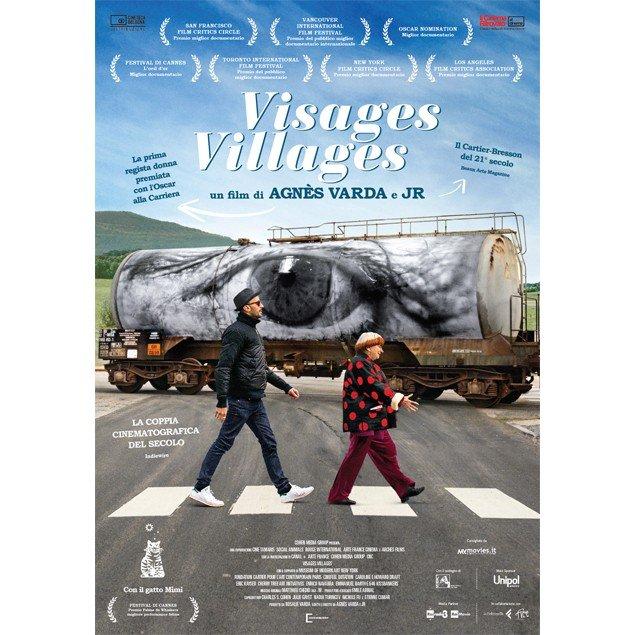Visages, villages, Agnes Varda e Jr, Cineteca di Bologna, recensione, una banda di cefali