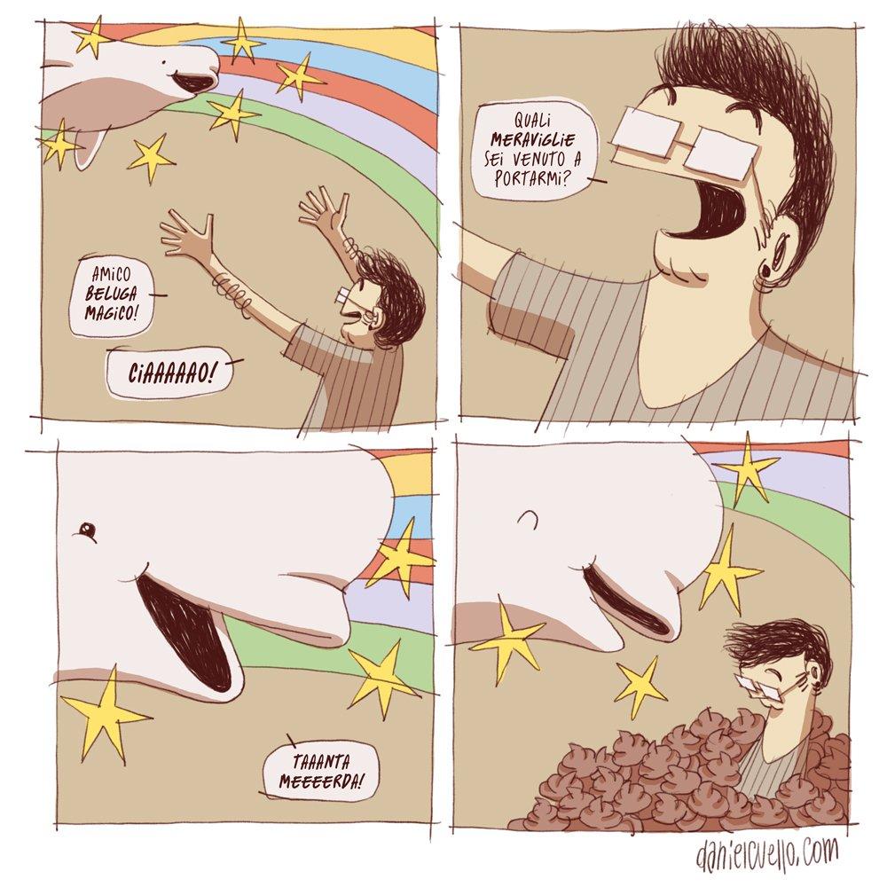 Guardati dal beluga magico