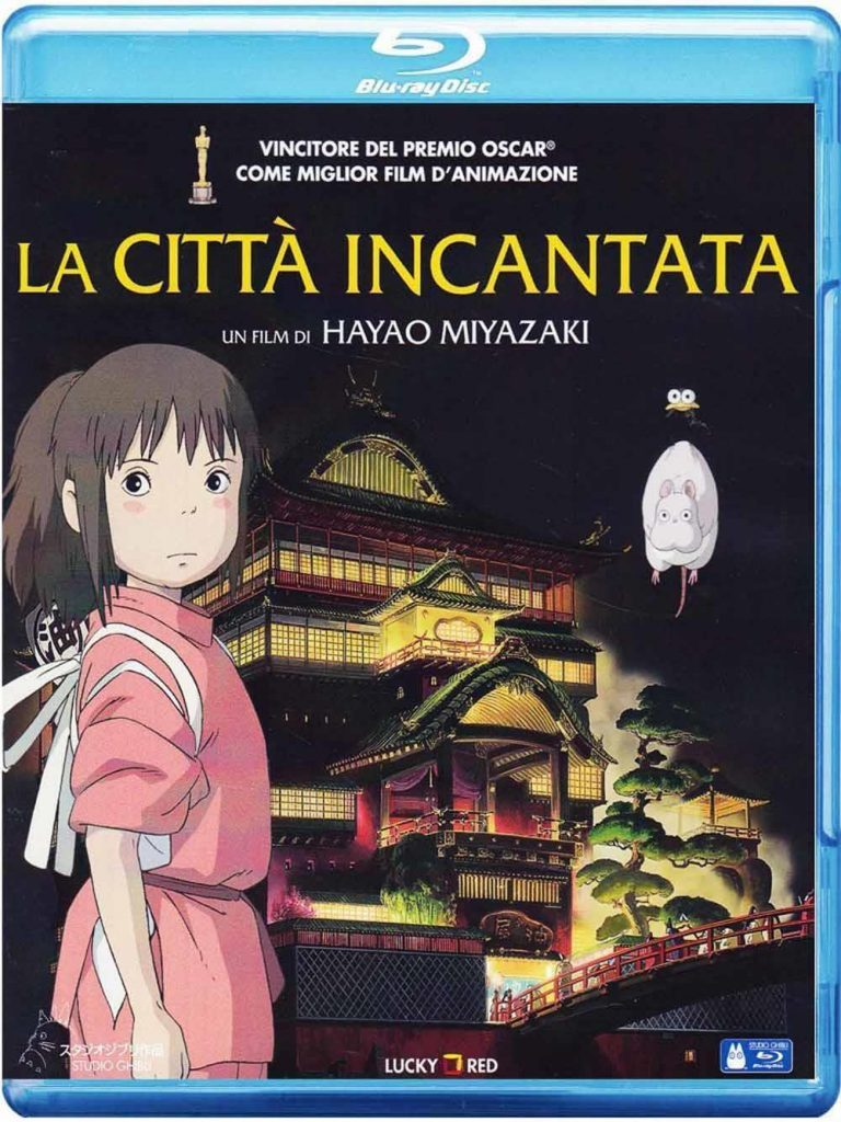 La città incantata di Miyazaki.